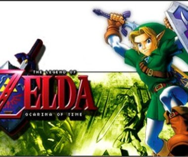 Ocarina of Time najlepszą grą jaka kiedykolwiek powstała?