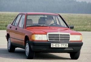 Oceń swoje auto: Mercedes