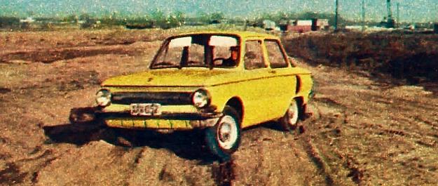 Ocena testowa samochodu Zaporożec ZAZ 968