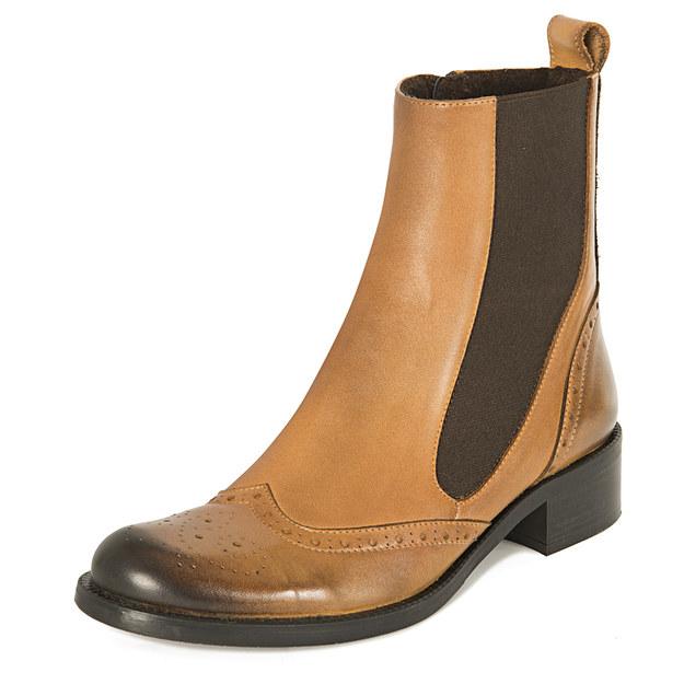 Ocieplane buty od Nessi