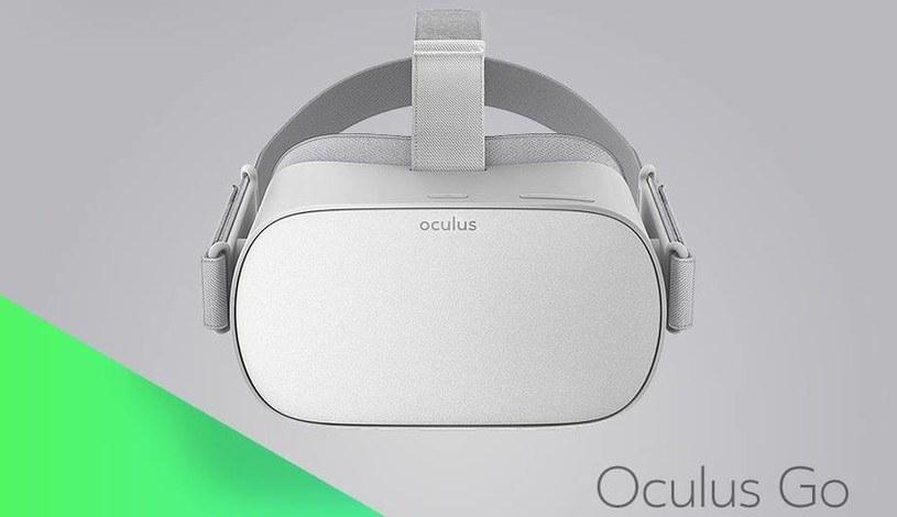 Oculus Go /materiały prasowe