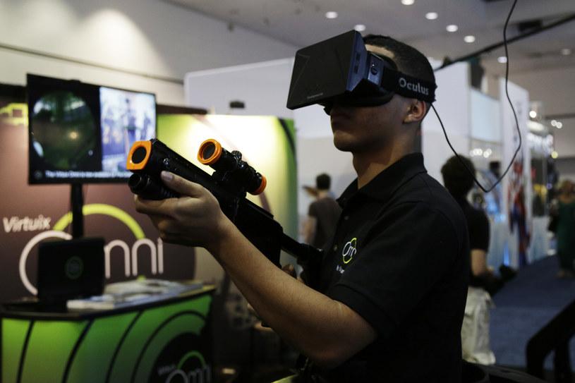 Oculus Rift przez niektórych jest uważany za przyszłość interaktywnej rozrywki /AFP