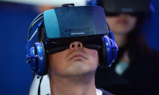Oculus Rift - wejście do świata wirtualnej rzeczywistości /AFP
