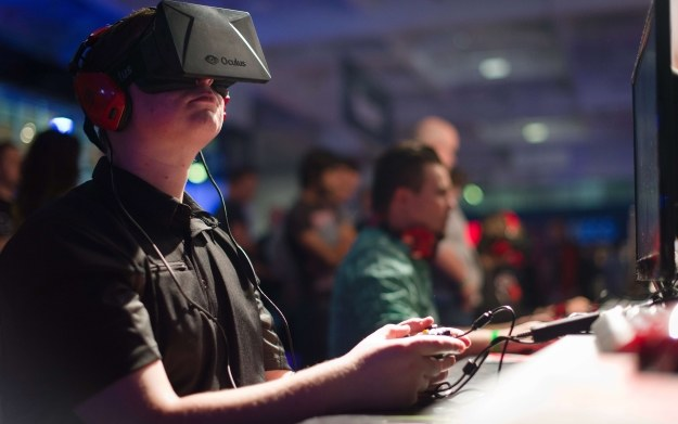 Oculus Rift /AFP