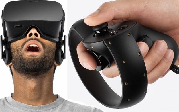 Oculus Rift /materiały źródłowe