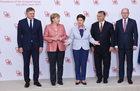 Oczekiwania przed spotkaniem premierów V4 i kanclerz Merkel