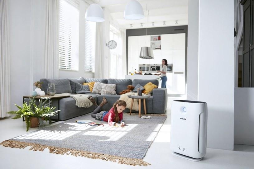 Oczyszczacz powietrza Philips AC2889/10 /materiały prasowe