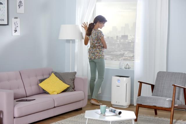 Oczyszczacz powietrza Philips AC3256 /materiały prasowe