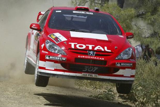 Od 2006 roku rajdy bez 307 WRC / kliknij /INTERIA.PL