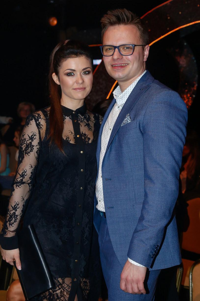 Od 2008 roku jest żoną tancerza Marcina Hakiela /Baranowski /AKPA