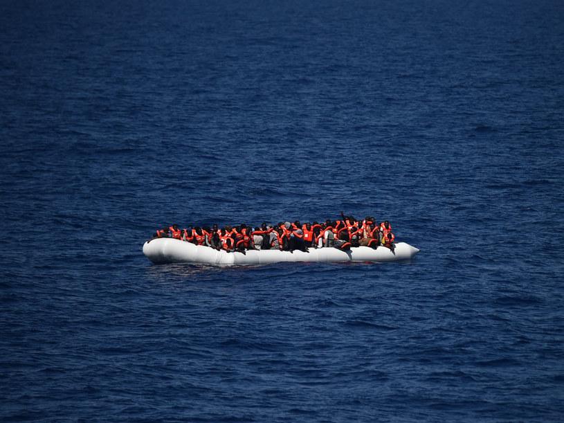 Od 2014 roku utonęło ponad 10 tys. osób, które usiłowały dotrzeć przez Morze Śródziemne do Europy (zdjęcie ilustracyjne) /AFP