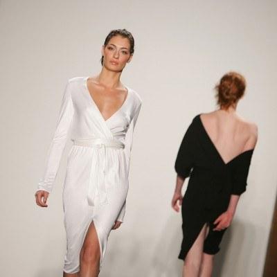 Od 8 do 15 września to Nowy Jork był oficjalną stolicą światowej mody /AFP