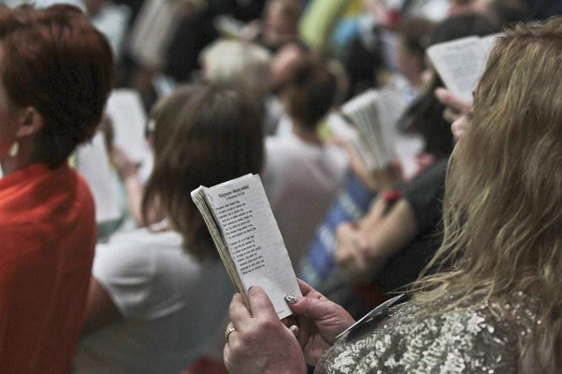 Od dziś Świadkowie Jehowy w Rosji nie mają prawa do spotkań. Nz. Świadkowie Jehowy podczas spotkania w Zielonej Górze /Piotr Jędzura /Reporter /East News