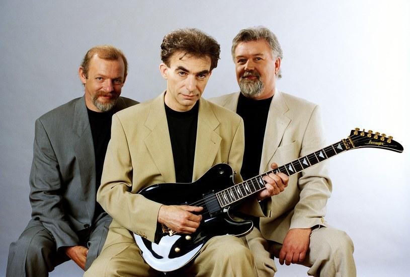 Od lewej: Jerzy Skrzypczak, Seweryn Krajewski i Bernard Dornowski /Czapliński/Fotonova /East News