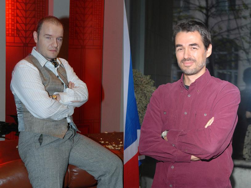Od lewej: Redbad Klijnstra i Greg Zgliński  /Marek Ulatowski /MWMedia