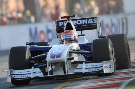 Od nowego sezonu już nie będziemy oglądać bolidów BMW Sauber na torach F1 /AFP