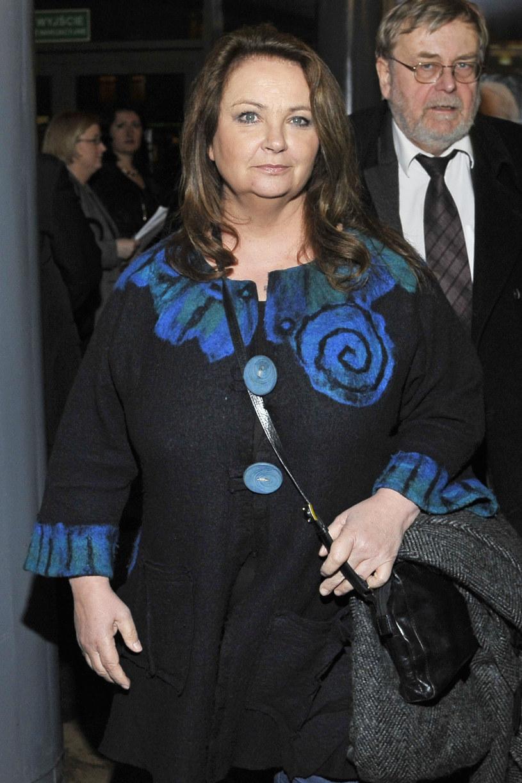 Od ponad 30 lat Anna Dymna jest szczęśliwą żoną reżysera i aktora Krzysztofa Orzechowskiego /AKPA