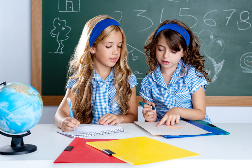 Od samego początku staraj się przedstawiać szkołę w dobrym swietle /©123RF/PICSEL