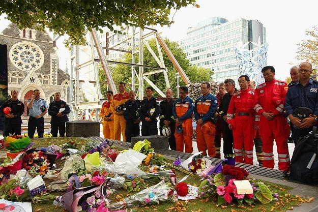 Od środy nie udało się ratownikom znaleźć nikogo żywego /AFP