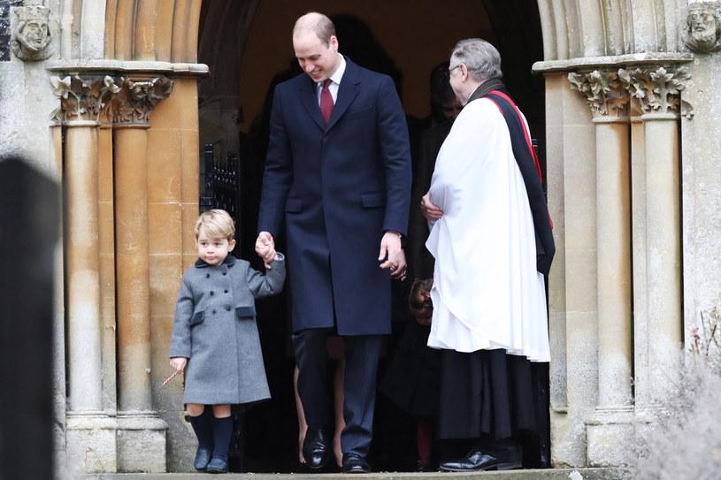 Od tej tradycji rodzina królewska nie odstępuje nawet w grudniu /Getty Images