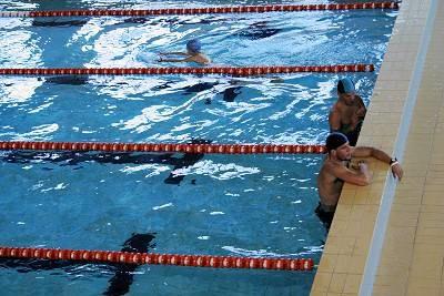 Od września zmieniają się ceny wejścia na basen kryty / fot. Adrian Krzanowski /krosno24.pl