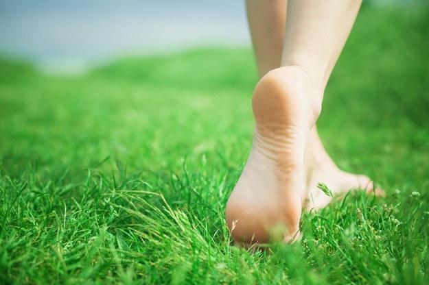 Od zdrowych stóp dużo zależy /123/RF PICSEL