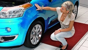 Odbiór samochodu - zakupowe formalności