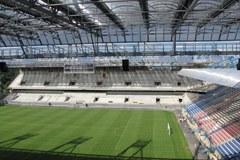 Oddanie stadionu Wisły może się opóźnić