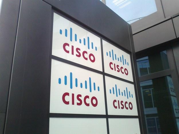 Oddział Cisco w Krakowie /Krzysztof Mrówka /INTERIA.PL
