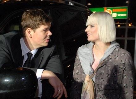 Odeta Moro i Michał Figurski/fot. Andrzej Szilagyi /MWMedia