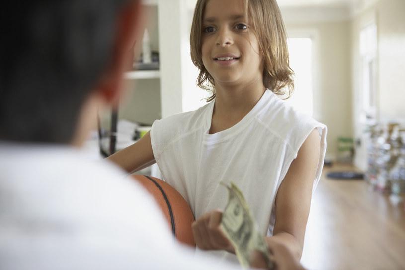 Odkładanie pieniędzy i oszczędności do skarbonki jest podstawowym miejscem przechowywania pieniędzy - zwłaszcza w okresie młodzieńczym /Plush Studios/Blend Images /© Glowimages