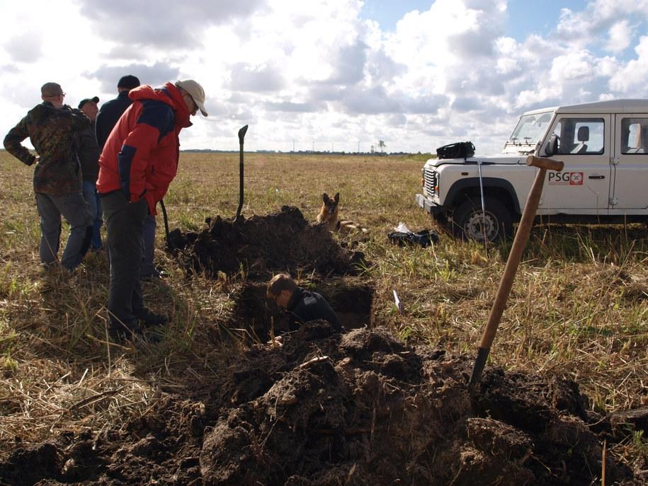 Odkrycia dokonała grupa geologów /Michał Fit /RMF FM
