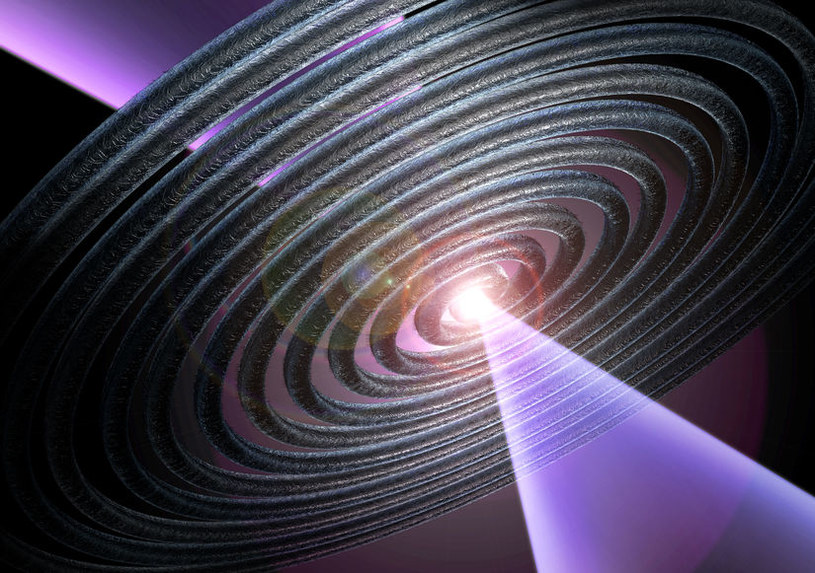 Odkrycie fal grawitacyjnych może być jednym z największych osiągnięć ludzkości /123RF/PICSEL
