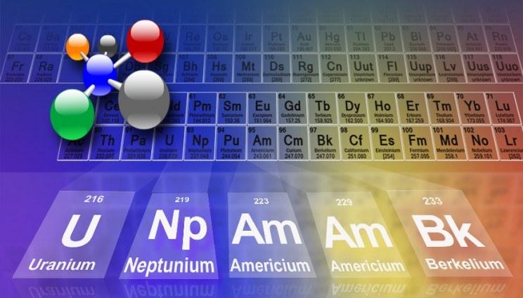 Odkryto 5 nowych izotopów - do odkrycia wciąż 4000 kolejnych /materiały prasowe