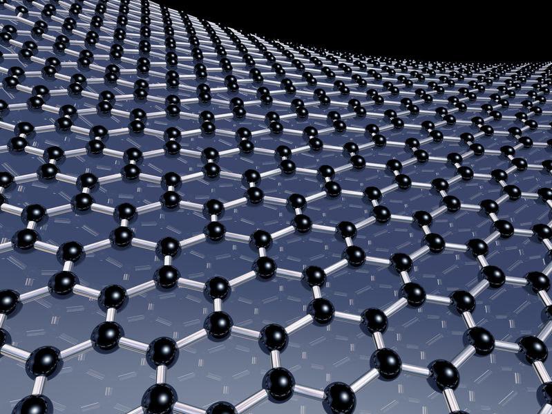 Odkryto kolejną niezwykłą właściwość grafenu /123RF/PICSEL