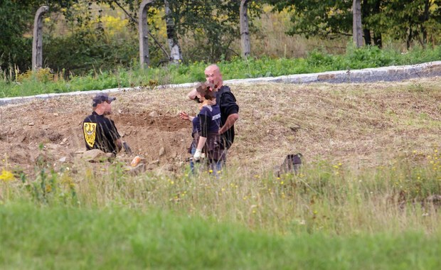 Odkryto masowy grób na terenie byłego obozu niemieckiego w Rogoźnicy