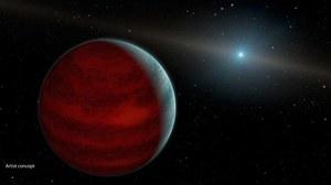 Odkryto planetę, która nie powinna istnieć