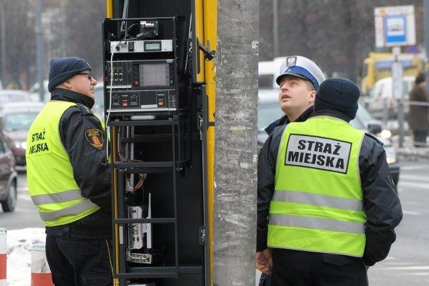 Odkrywamy tajemnice fotoradaru MultaRadar CD / Fot: Jan Bielecki /East News
