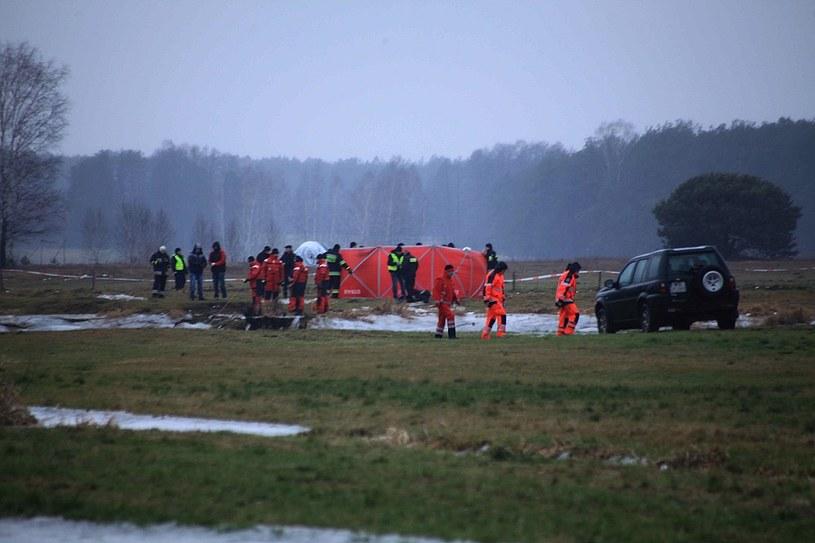 Odnaleziono ciało młodszego z braci /ANDRZEJ WOZNIAK /Agencja SE/East News