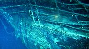 Odnaleziono okręt króla Henryka V. Wrak znajduje się pod warstwą mułu