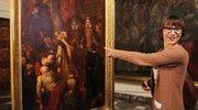 Odnaleziony obraz Matejki na Wawelu