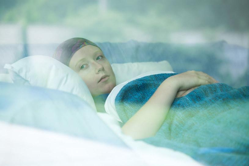 """Odniesiono """"nadzwyczajny sukces"""" w walce z rakiem - zapewniają naukowcy /©123RF/PICSEL"""