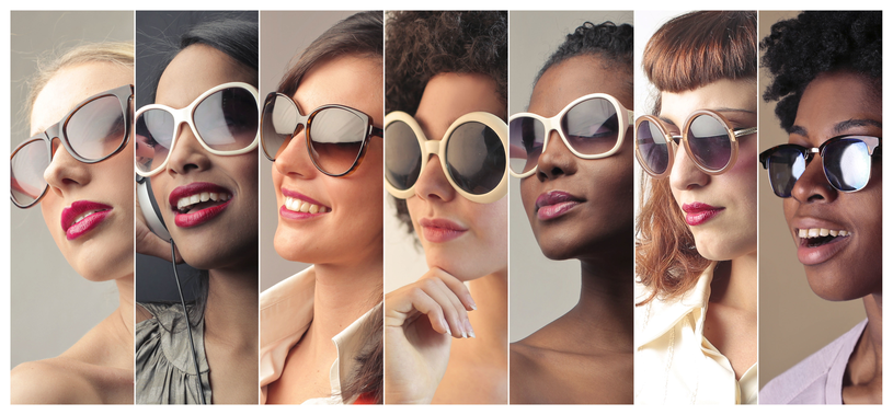 Odpowiedni fason ma znaczenie, ale zwróć uwagę na kategorię zaciemnienia soczewek okularów /123RF/PICSEL