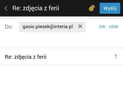 odpowiedź mobilna /INTERIA.PL