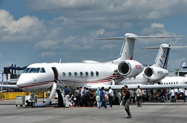 Samoloty Dla VIPw Nie S Bezpieczne  Faktyinteriapl