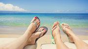 Odsłoń piękne stopy!