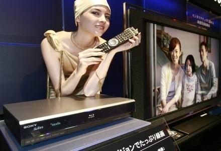 Odtwarzacze Blu-ray powoli szykują się do skoku w 3D /AFP