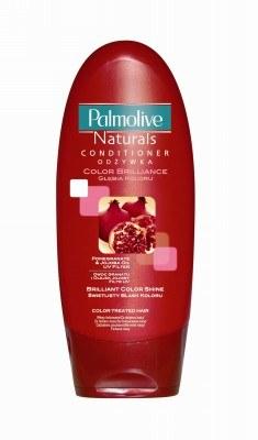 Odżywka Palmolive Naturals Głębia Koloru /materiały prasowe