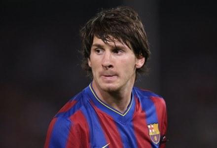 Oferta Man City mogłaby niejednego zwalić z nóg. Ale Messi woli zostać w Barcelonie /AFP