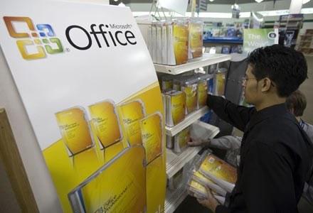 Office 2010 będzie miał takie same wymagania jak jego poprzednik /AFP